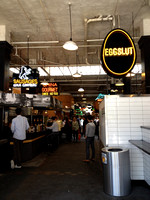 Grand Central Market LA Our First Stop