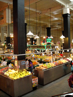 Provisioning at Grand Central Market